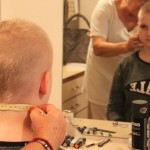 Vtedy trinásťročná Marianka bola jedna z prvých, ktorej sme vyrobili parochňu v rámci nášho projektu Vystrihaj sa Slovensko.