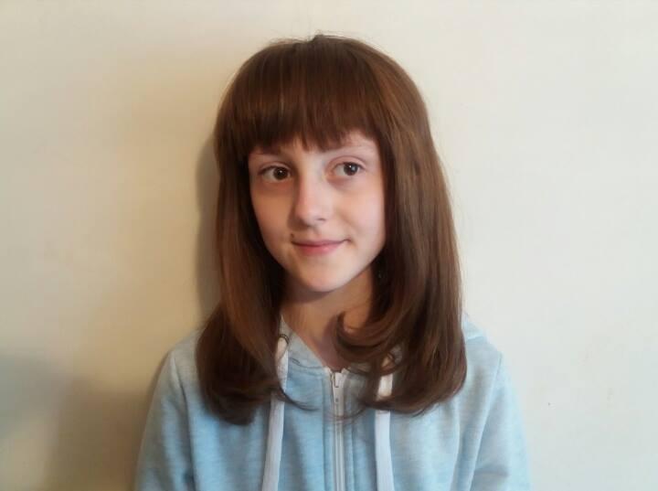 Jedenásťročná Evička,  ktorá už niekoľko rokov tancuje, a to najmä scénický tanec a hip hop. Táto mladá kráska sa však nemieni vzdať a už teraz sa tešíme na jej najbližšie tanečné vystúpenie.